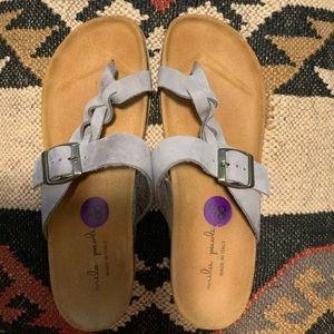 Mila Paoli sandals size 8.5